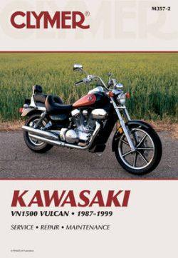 Clymer Kawasaki Vn1500 1987-1999