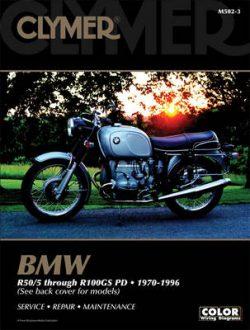 Clymer BMW R50/5 Through R100Gs P