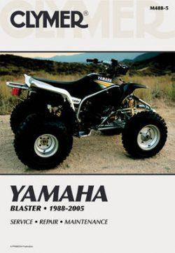 Clymer Yamaha Blaster 1988-2005