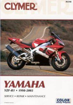 Clymer Yamaha YZF-R1 1998-2003