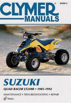 Clymer Suzuki Quad Racer Lt250R