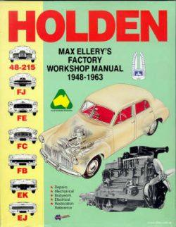 Holden: 1948-1963
