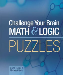 MENSA CHALLENGE YOUR BRAIN MATH LOG