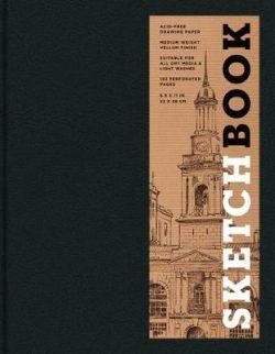 Sketchbook (Basic Large Bound Black)