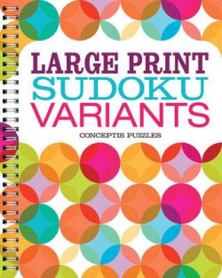 Large Print Sudoku Variants