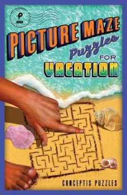 Picture Maze Puzzles for Vacation