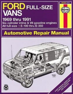 Ford Vans (69 – 91)