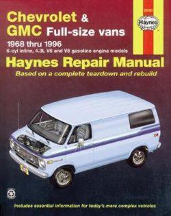 Chevrolet & GMC Vans (68 – 96)