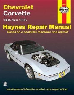 Chevrolet Corvette (84 – 96)