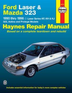 Ford Laser & Mazda 323 (90 – 96)