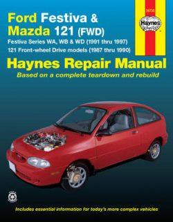 Ford Festiva & Mazda 121 (FWD) (87 -97)