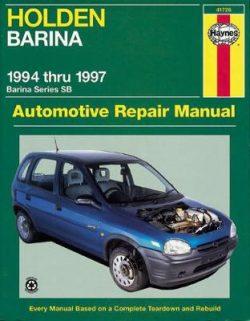 Holden Barina (94 – 97)