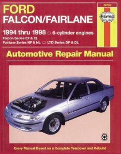 Ford Falcon & Fairlane (94 – 98)