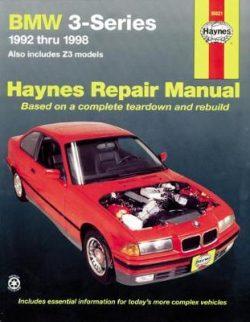 BMW 3-Series (92 – 98)