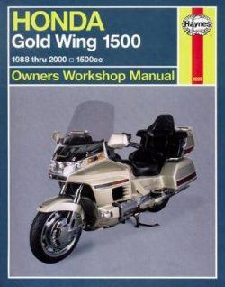 Honda Gold Wing 1500 (USA) (88 – 00)