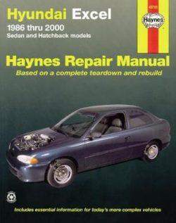 Hyundai Excel (86 – 00)