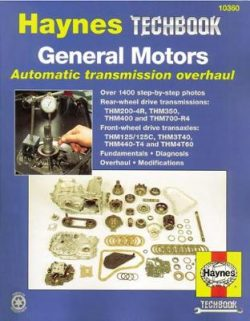 General Motors Automatic Transmission Overhaul Manual