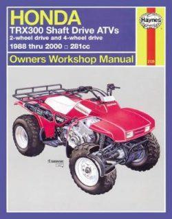 Honda TRX300 Shaft Drive ATVs (88 – 00)