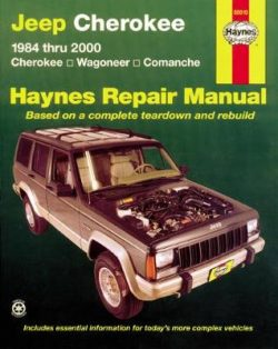 Jeep Cherokee, Wagoneer & Comanche (84 – 01)