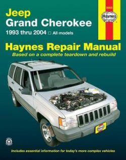 Jeep Grand Cherokee (93 – 04)