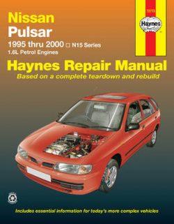 Nissan Pulsar (95 – 00)