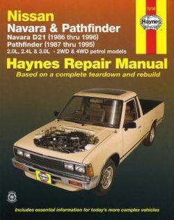 Nissan Navara & Pathfinder (86 – 96)