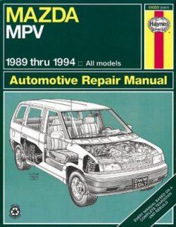 Mazda MPV 89-98