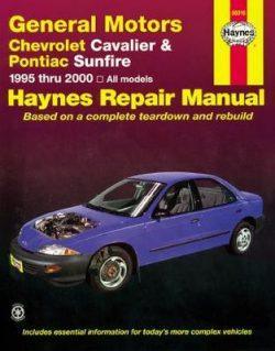 Chevrolet Cavalier & Pontiac: 95-05