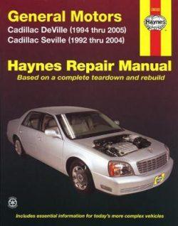 Cadillac Deville & Seville: 2010
