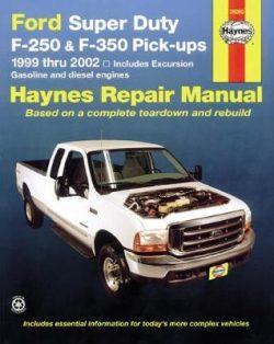 Ford Super Duty P/U & Exc: 99-10