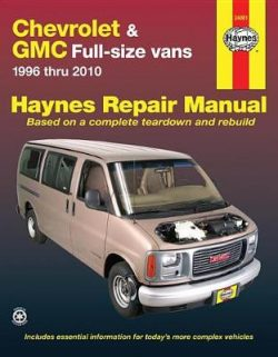 Chevrolet Express & GMC Sav: 97-10