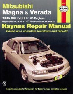 Mitsubishi Magna: 1996-2005