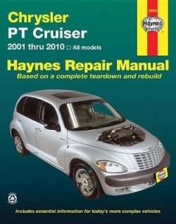 Chrysler PT Cruiser: 2001 -2010