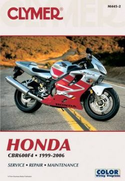 Honda CBR600F4 1999-2006