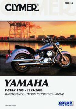 Clymer Yamaha V-Star 1100
