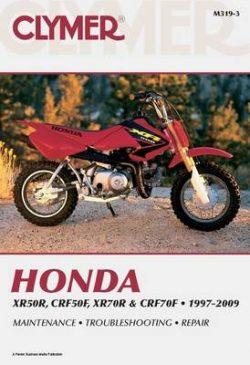 Clymer Honda XR50R CRf50F XR70R C