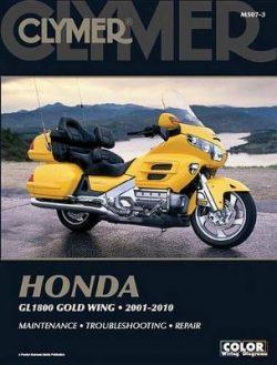 Honda 1800 Gold Wing 2001-2010