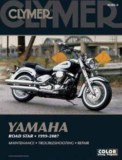 Yamaha Road Star 1999-2007 Manual