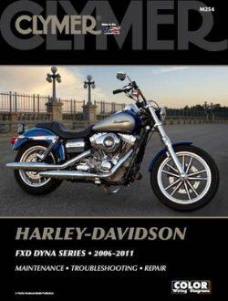 Clymer Harley-Davidson FXD Dyna S