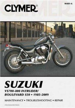 Suzuki Vs700-800 Intruder/Bouleva
