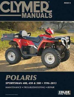 Clymer Polaris Sportsman 400, 450