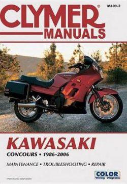 Clymer Manuals Kawasaki Zg1000 Co