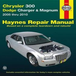 Chrysler 300/Dodge Charger 2005-10