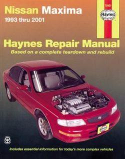 Nissan Maxima 1993-08