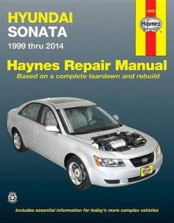 Hyundai Sonata Automotive Repair Manual