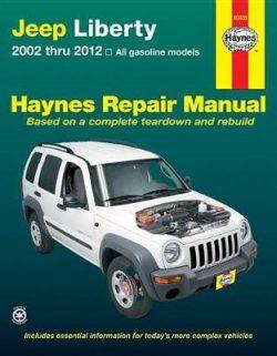Jeep Liberty: 2001-12