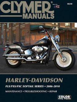 Harley-Davidson Fls/Fxs/Fxc Softail Series (Clymer): 2006-2010