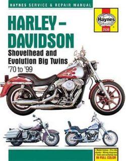 Harley-Davidson Shovelhead & Evolution Big Twins: 1970 – 1999