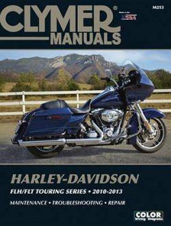 Harley-Davidson Flh/Flt Touring (Clymer)