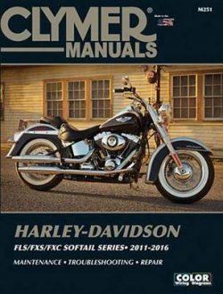 Harley Davidson Softail Clymer Manual: 2011-16